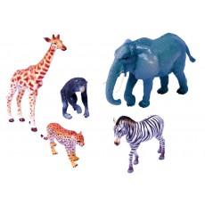 Zoo gyvūnėlių rinkinys