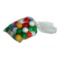 Įvairiaspalviai kamuoliukai