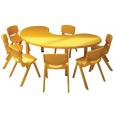 Lenktas stalas