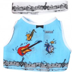 Muzikanto aprangos komplektas