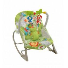 Fisher price gultukas -kėdutė kūdikiui Atogrąžų miškų draugai
