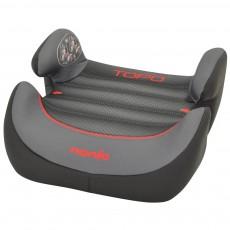 NANIA automobilinė kėdutė - boosteris Topo graphic red 547978