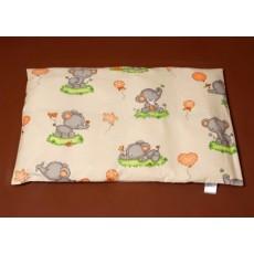Grikių lukštų vaikiška pagalvė 60x40cm