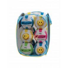 """Tinklinio kamuolių """"Smile"""" rinkinys, 12vnt."""