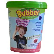 "Lipdymo masė ""Bubber"", raudona, 200 g"