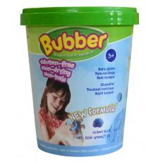 "Lipdymo masė ""Bubber"", mėlyna, 200 g"