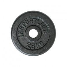 PLIENINIAI SVORIAI INSPORTLINE 2,5kg