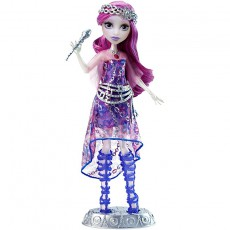 Monster High dainuojanti lėlė Ari Hauntington
