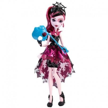 Monster High lėlė Draculaura Fotomodelių pasaulis