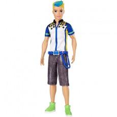 Barbė video žaidimų herojė - Kenas