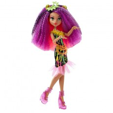 Monster High lėlė Clawdeen Wolf Įsielektrink