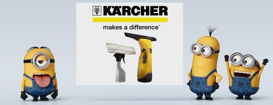 Karcher akcija
