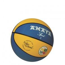 Spalvotas krepšinio kamuolys Nr.3