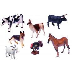 Gyvūnų figūrėlių rinkinys Nr. 2
