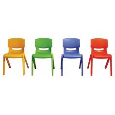 Plastiko kėdė, 35 cm