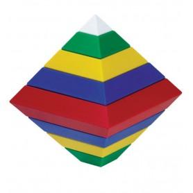 Erdvinė dėlionė - piramidė