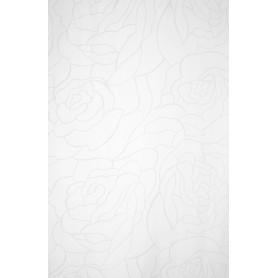 Užuolaidos voniai ROSES LINE balta