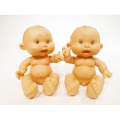Mažųjų lėlyčių pora, 21 cm