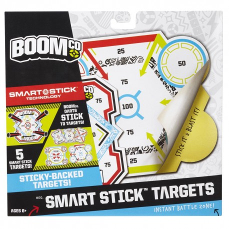 BoomCo taikinių rinkinys