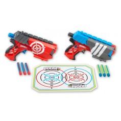 BoomCo šautuvų rinkinys Dviguba gynyba