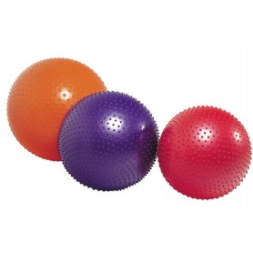 Sensorinis kamuolys dygliuotu paviršiumi, Ø 75 cm