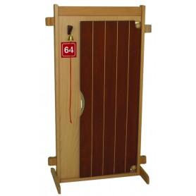 Sienelė - durys