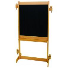 Sienelė - lenta 2 (magnetinė balta/juoda kreidai)