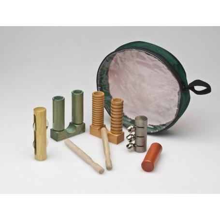 Mažasis perkusinių instrumentų rinkinys NATURAL
