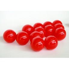 Plastiko kamuoliukai baseinams, 6 cm, 500 vnt.