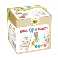 """Žaidimas ''Emos dantukų istorijos"""""""