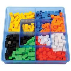 Kvadratėlių mozaika