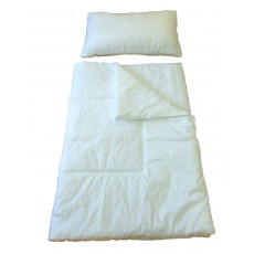 Pagalvės (40x60 cm) ir antklodės (90x130 cm) komplektas