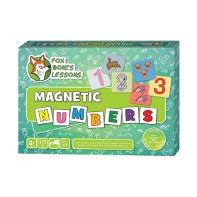 """Mokomasis žaidimas """"Magnetiniai skaičiai"""""""