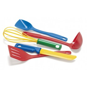 Virtuvės įrankių rinkinys, 5 vnt.