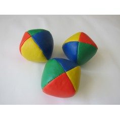 Žongliravimo kamuoliukai, 3 vnt.