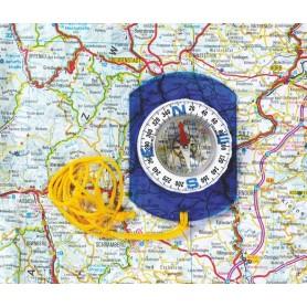 Žemėlapio kompasas