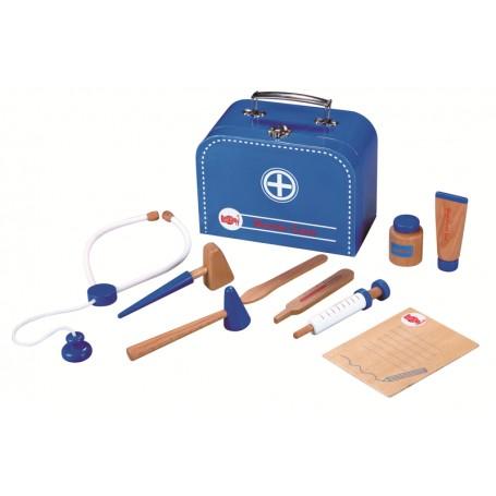 Gydytojo reikmenų lagaminėlis