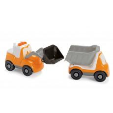 Mažieji statybininkų automobiliai