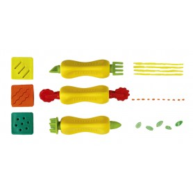 Dvipusiai modeliavimo - dažymo įrankiai
