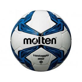 Futbolo kamuolys MOLTEN F5V1700 white/blue