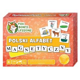 Lenkų kalbos magnetinė abėcėlė