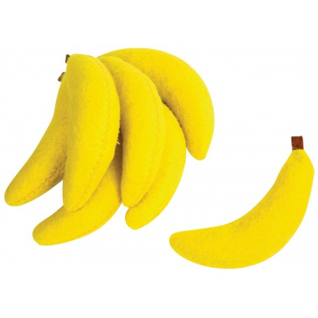 Veltinio bananai, 7 vnt.