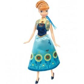 Disney princesės Anna iš Ledo šalies Gimtadienio vakarėlis
