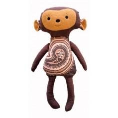 """Šildantis žaislas """"Beždžionė"""""""