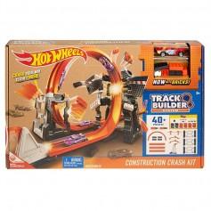 Hot Wheels Track Builder rinkinys Neįveikiama siena