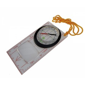 Fluorescent Map Compass