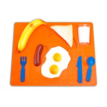 Pusryčių dėlionė 37 x 29 cm.