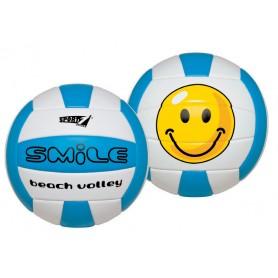 """Paminkštintas tinklinio kamuolys """"Smile"""" nr. 5, 1 vnt. (007039)"""