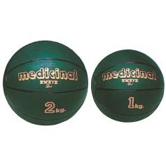 Neatšokantis svorinis kamuolys, 2 kg, 20 cm
