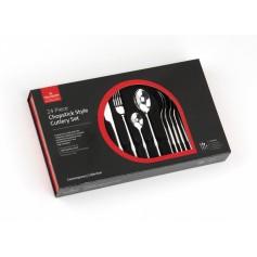 Stalo įrankių rinkinys Grunwerg 24 dalių Chopstick style